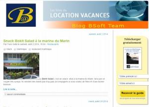 Blog Antilles
