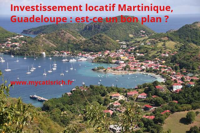 investissement locatif Martinique Guadeloupe