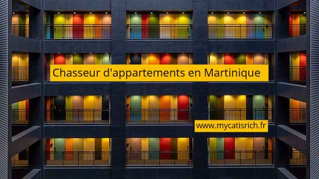 Chasseur d'appartements en Martinique