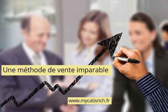 méthode de vente imparable